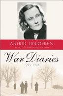 War Diaries  1939 1945 PDF