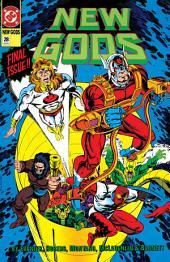 New Gods (1989-) #28