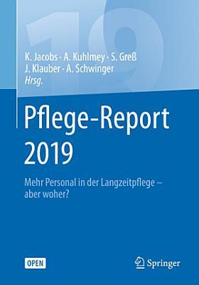 Pflege Report 2019 PDF
