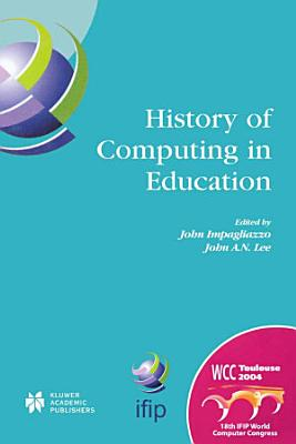 History of Computing in Education PDF