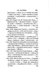 Voyages en Orient: entrepris par ordre du gouvernement français, de l'année 1821 à l'année 1829, Volume3