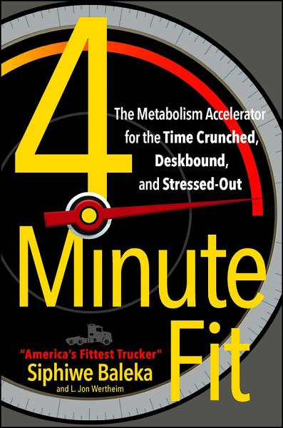 Download 4 Minute Fit Book