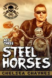 Steel Horses - Act 3 (Motorcycle Erotic Romance)