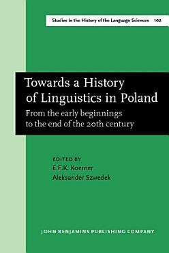Towards a History of Linguistics in Poland PDF