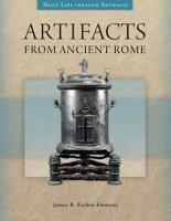 Artifacts from Ancient Rome PDF