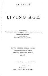 Littell's Living Age: Volume 128