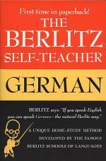 The Berlitz Self-teacher, German