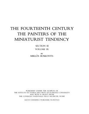 The Fourteenth Century