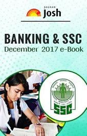 Banking & SSC December 2017 e-book