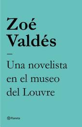 Una novelista en el museo del Louvre