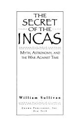The Secret of the Incas PDF