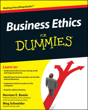 Business Ethics For Dummies PDF