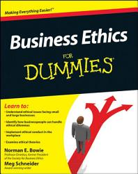 Business Ethics For Dummies Book PDF