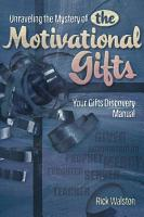 Unraveling the Mystery of the Motivational Gifts PDF