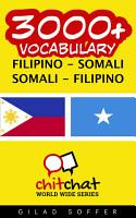3000  Filipino   Somali Somali   Filipino Vocabulary PDF
