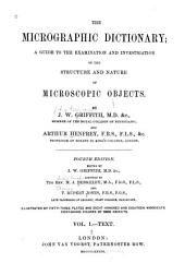 The Micrographic Dictionary: Text