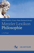 Metzler Lexikon Philosophie PDF
