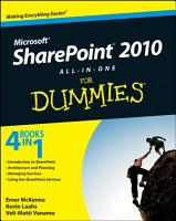 SharePoint 2010 All in One For Dummies PDF