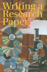 Writing A Research Paper Book PDF