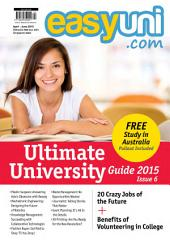 EASYUNI Ultimate University Guide 2014: Issue 6