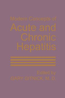 Modern Concepts of Acute and Chronic Hepatitis
