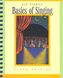 Basics of Singing Book