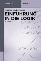 Einführung in die Logik: Ausgabe 4