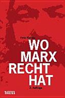 Wo Marx Recht hat PDF
