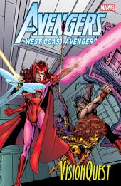 Avengers West Coast: Vision Quest