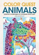 Color Quest Animals PDF