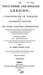 A Greek And English Lexicon Book PDF