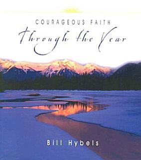Courageous Faith Through the Year Book