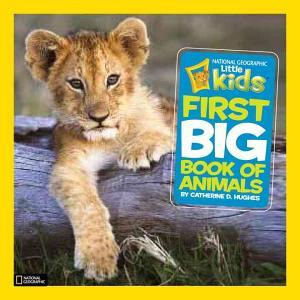 Little Kids First Big Book of Animals Book