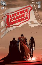 Justice League of America (2006-) #31