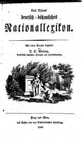 Deutsch-böhmisches Nationallexikon