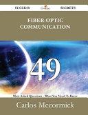 Fiber Optic Communication PDF