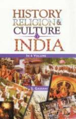 History, Religion and Culture of India