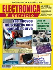 Electrónica y servicio: Los nuevos televisores con pantalla curva