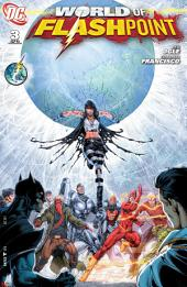 Flashpoint: The World of Flashpoint (2011-) #3