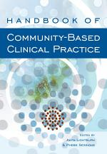 Handbook of Community-Based Clinical Practice