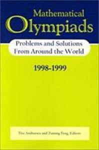 Mathematical Olympiads 1998-1999