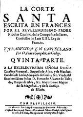 La Corte santa. Traducida en castellano: Volumen 5