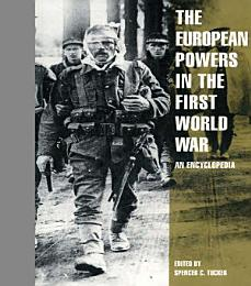 The European Powers in the First World War