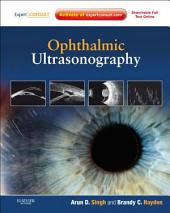 Ophthalmic Ultrasonography E-Book: Expert Consult - Online and Print