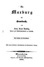Die Maxburg bei Hambach