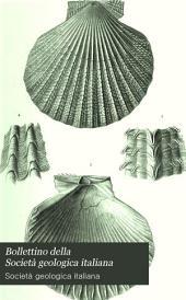 Bollettino della Società geologica italiana: Volumi 4-5