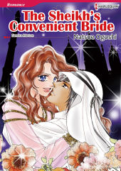 THE SHEIKH'S CONVENIENT BRIDE: Harlequin Comics