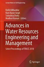 Advances in Water Resources Engineering and Management