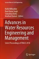 Advances in Water Resources Engineering and Management PDF