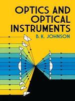 Optics And Optical Instruments